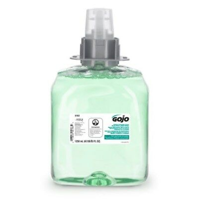 GJ 5163-03 GoJo Cucumber Foam Hair & Body Wash FMX-12 Refills 1250mL,3/cs