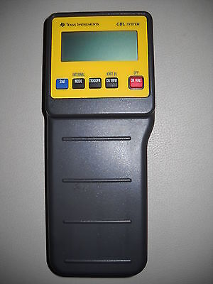 Texas Instruments CBL System Data Collector