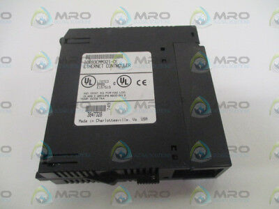 Ge Fanuc Ic693Cmm321-De Ethernet Controller (As Pictured) *new No Box*
