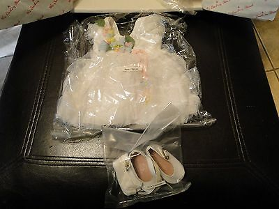 Shirley Temple BABY, TAKE A BOW Danbury Mint Dress Up Doll Outfit NEW
