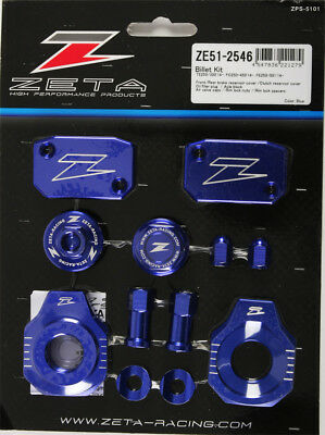 Zeta Zeta Billet Kit Husqvarna Blue ZE51-2546
