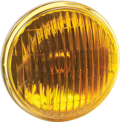"""Candlepower 4 1/2"""" M/C Passing Lamp Amber Sealed Beam 12V 30W 4415A"""