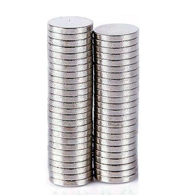 50-100Pcs Super Strong Round Disc Magnet 10x2mm Magnets Rare-Earth Neodymium