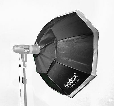 """37"""" Octagon Softbox - 2 layers of diffusion"""
