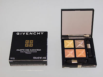 > GIVENCHY - Palette Ors Audacieux < 4x1g Lidschatten NEU in OVP !