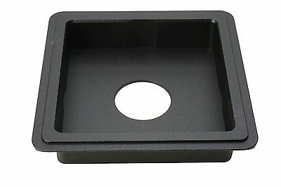 Unbranded 100 x 100mm Lens Panel Recessed 25mm Copal 0