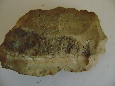 Antique INDIAN ARTIFACT Native American STONE AXE Head 8 of 24