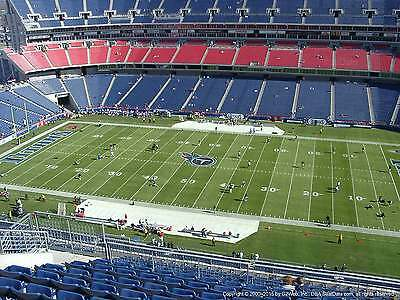 2 Tickets Tennessee Titans vs. Los Angeles Rams 12/24