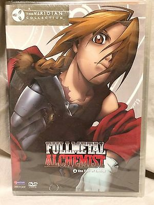 Fullmetal Alchemist DVD - Volume 4 - The Fall of Ishbal