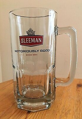 Sleeman Notoriously Good, Large Beer Mug