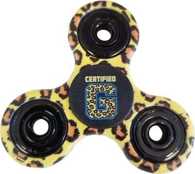 Enzo Amore Certified G WWE Authentic Spinner