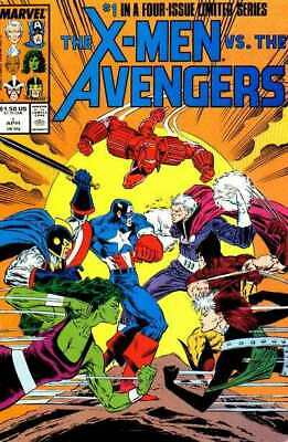 X-Men vs. The Avengers #1 in Near Mint condition. FREE bag/board