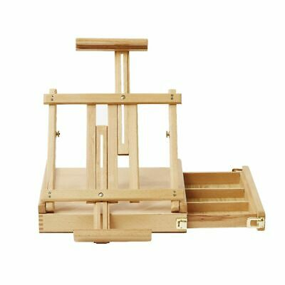 J.Burrows Table Top Easel with Drawer