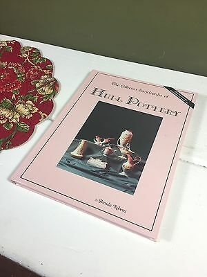 Hull Pottery Collectors Guide Hardcover, Reference Book 1980 Update 1997 Color