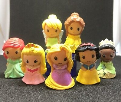 Disney Princess Ooshies Starter Set Belle Cinderella Aurora Snow White + More !