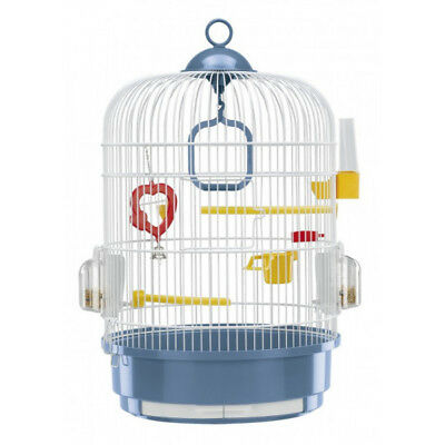 Cage ronde Ferplast full option regina blanche