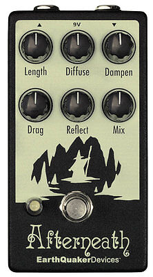 Earthquaker Devices Afterneath V2 NEW WITH WARRANTY! FREE 2-3 DAY S&H IN U.S.!