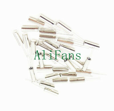 15Pcs 32.768KHz 32768HZ Crystal Oscillator 2 x 6 mm TOP NEW AU