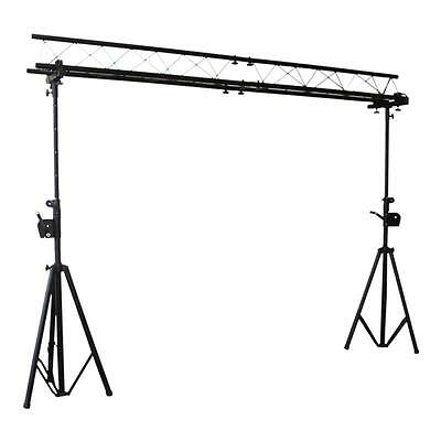 Disco Pro Dj Lighting Stand 3 Meter Sturdy 12 Effects Light Bar