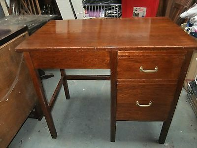 Small Mahogany Desk