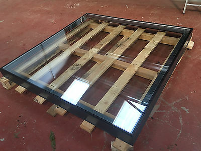 Solaglaze/Skylight/Roof Lantern/Glass Flat Rooflight - Double Glazed 600X900
