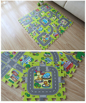 NON-TOXIC brand New!  Baby Foam Puzzle Play Mat,great for learning and exercise