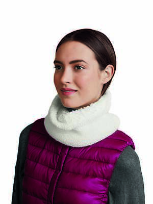 Ecru Double sided snood kit with needles