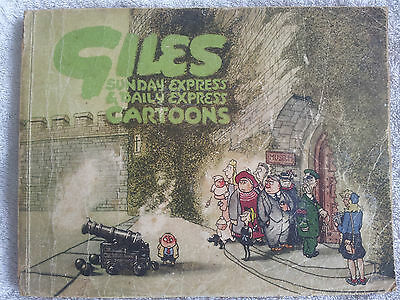 Giles Cartoons VERY RARE 02 SECOND Series Number 2 (1947) - UNCLIPPED