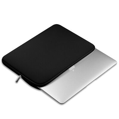 """Soft Laptop Sleeve Case Carry Bag Cover Case for MacBook Air/Pro 13"""" HP Dell"""