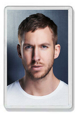 Calvin Harris Fridge Magnet *Great Gift*