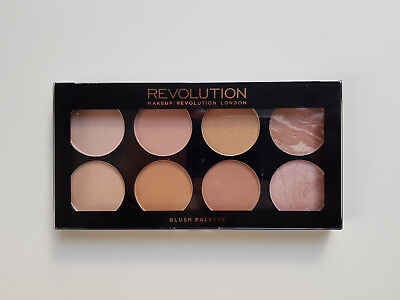 Makeup Revolution ALL ABOUT BRONZE Bronzer Contouring Highlighting Palette