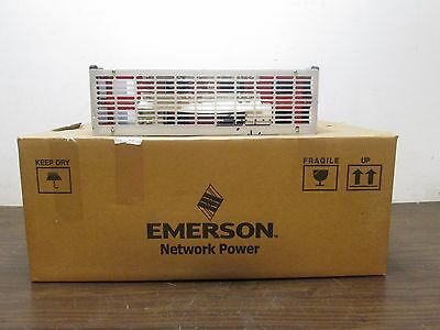 Emerson NetSure Network Power 160 AMP DC-DC Converter Shelf MHSB160CAB 588249700