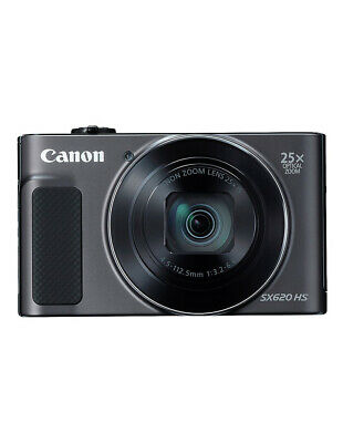NEW Canon PowerShot SX620HSBK Digital Camera Black