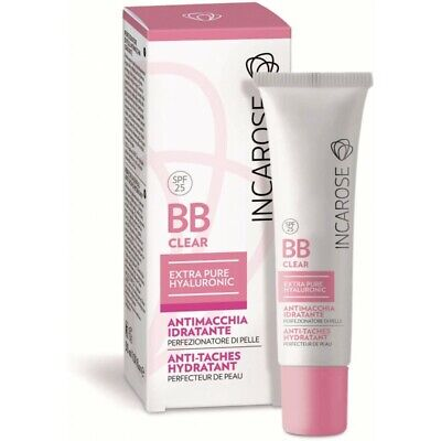 INCAROSE incarose bb clear hyaluronic medium 30 ml