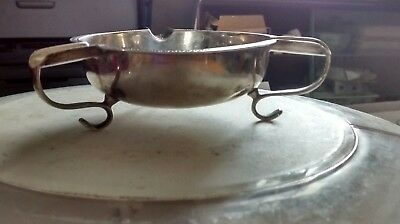 vintage Sterling Silver Ash tray