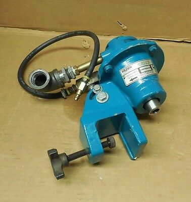 Brawn Lda25 Side Mount Pneumatic Air Tank Mixer Agitator Ccw Rotation (No Shaft)