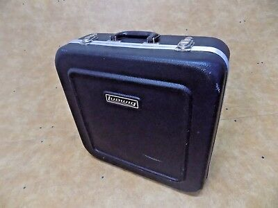 1980's Ludwig Hard Snare Drum Case