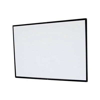 CHIC New 60 Inch 16:9 Fabric Material Matte White Projector Projection Screens