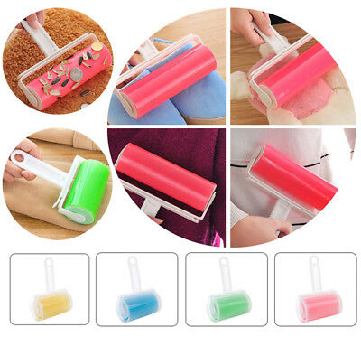Washable Roller Cleaner Sticky Hair Wool Dust Catcher Carpet Drum Lint Remover