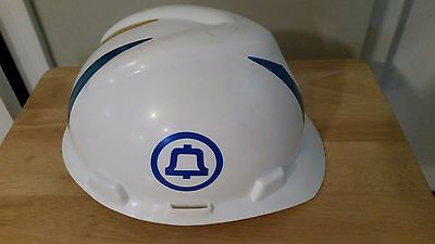 Vintage Bell System (Ny Telephone) Hard Hat  - 1982