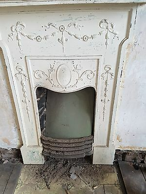 2 old fireplaces great for a collector