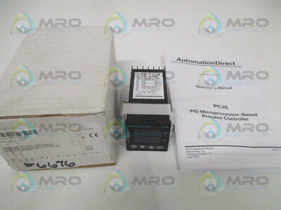 Automation Direct Pc35-0210-Ac Programmable Controller *new In Box*