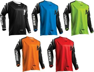 Thor 2018 S8 Sector Zones MX/ATV Jersey Adult All Sizes & Colors