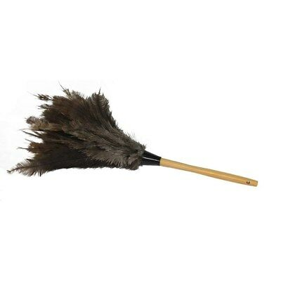 ProGrade Ostrich Feather Duster -- Don't Scratch & Damage $$$ Wood Finishes