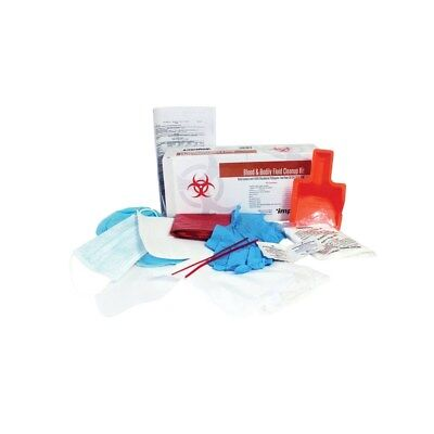 Avoid OSHA $$$ Fines?  OSHA Body Fluids Cleanup Kit for Vomit, Blood + Urine