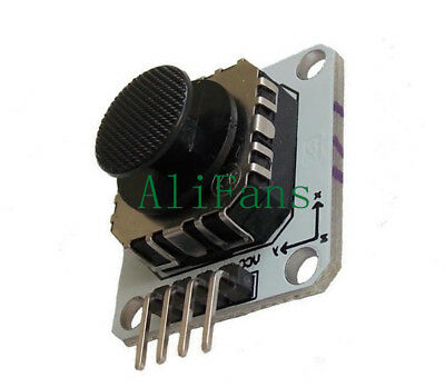 1PCS New PSP 2-Axis Analog Thumb GAME Joystick Module 3V-5V For arduino PSP