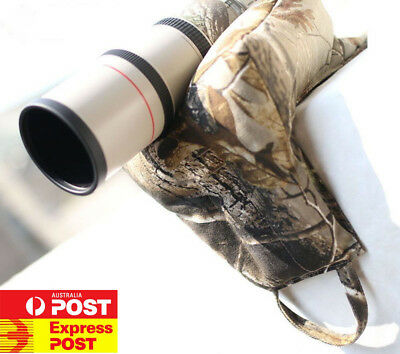 Outdoor CAMERA Support BEAN BAG for Camera, Photography Hunting Shooting AU