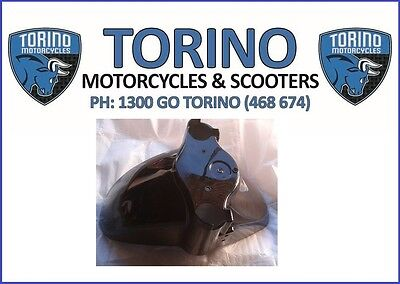 Torino Famosa Front Mud Guard Black - OEM Torino Spare Parts