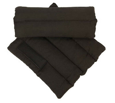 ROMA STABLE BOOT WRAPS INSERTS in Black