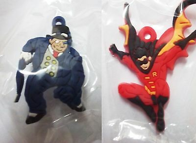 Collection of lot Penguin Robin Batman figures marvel & DC Comics Very Rare Old